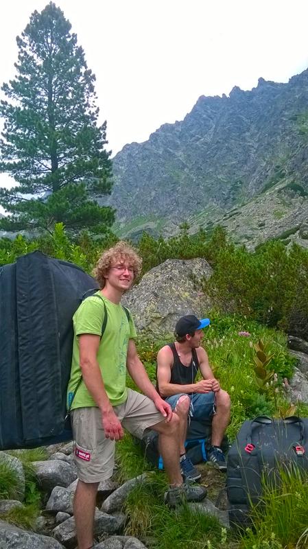 Wspinanie w Tatrach