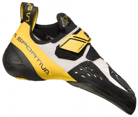 Buty wspinaczkowe Lasportiva Solution (fot. lasportiva)