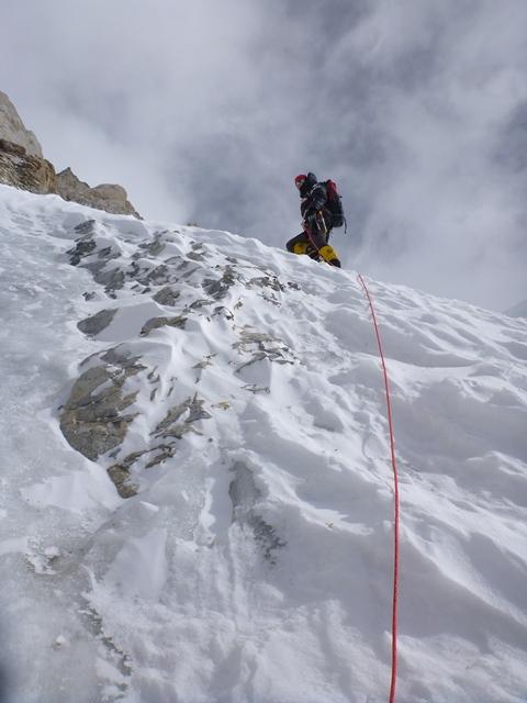 Zimowy Broad Peak