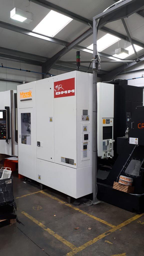 maszyny CNC w DMM