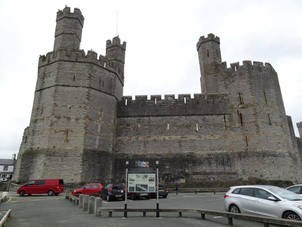 zamek Caernarfon