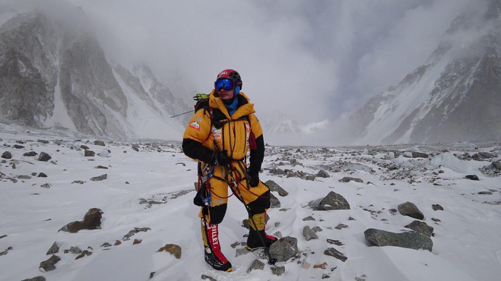zimowa wyprawa na K2 - Artur Małek 4