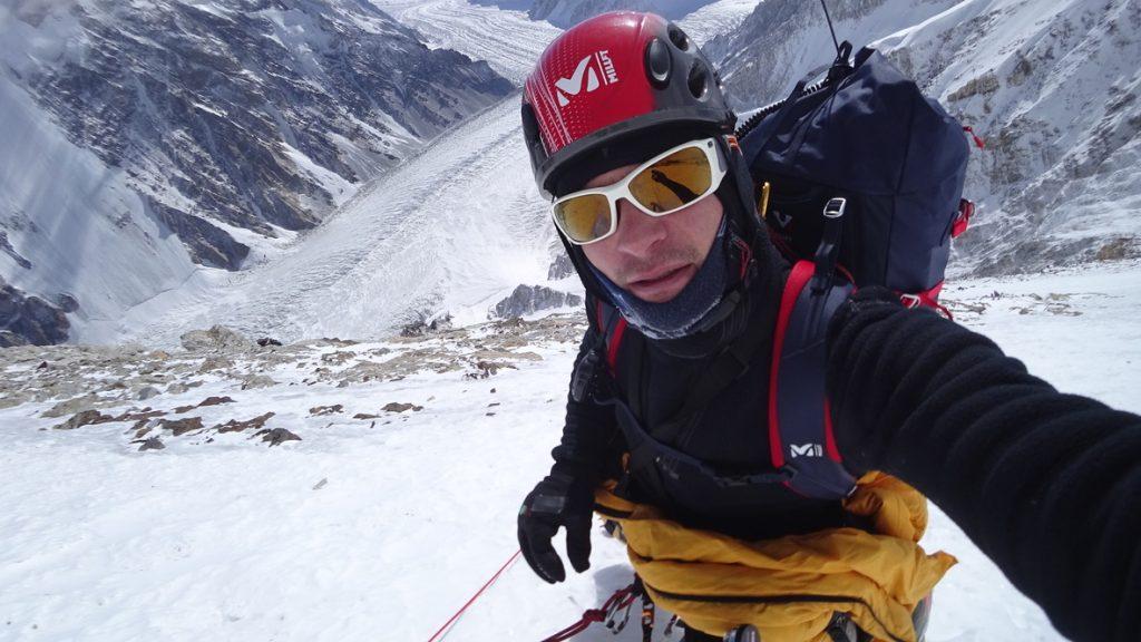 zimowa wyprawa na K2 - Artur Małek 5