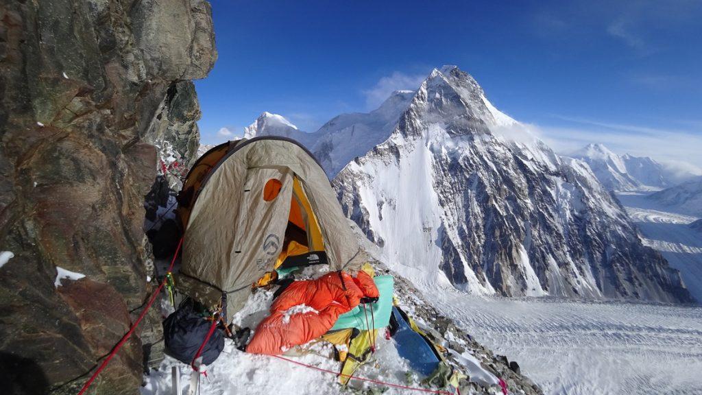 zimowa wyprawa na K2 - Artur Małek 7