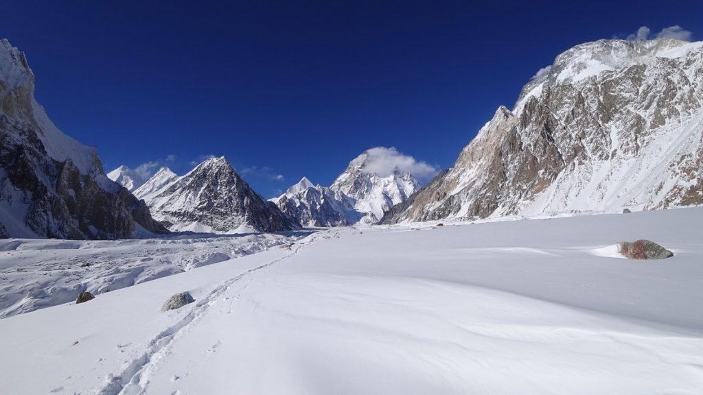 zimowa wyprawa na K2 - trekking 1