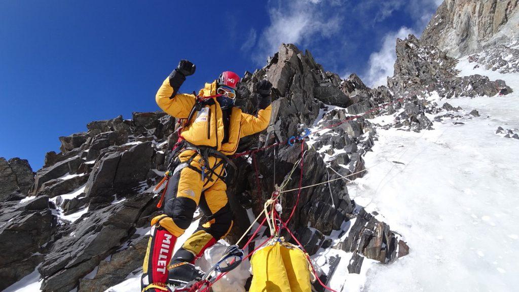 zimowa wyprawa na K2 - Artur Małek 9