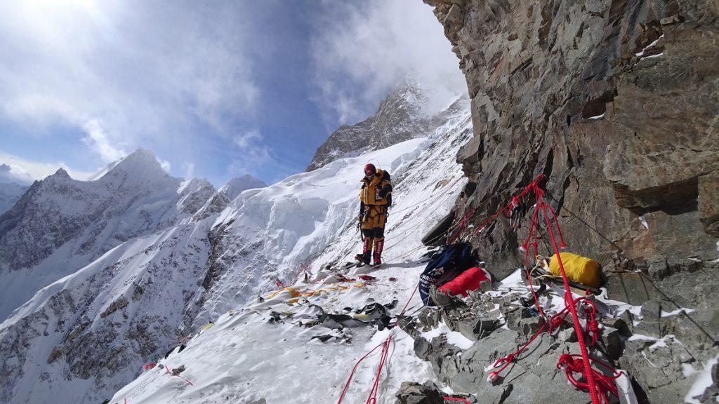 zimowa wyprawa na K2 - Artur Małek 10