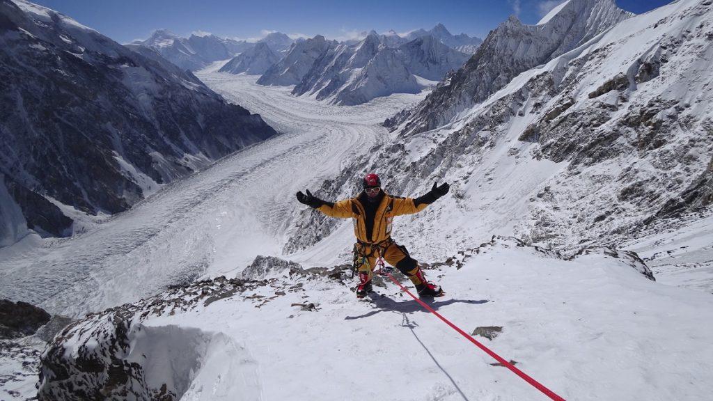 zimowa wyprawa na K2 - Artur Małek 11