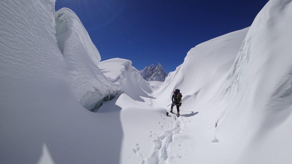zimowa wyprawa na K2 - trekking 2