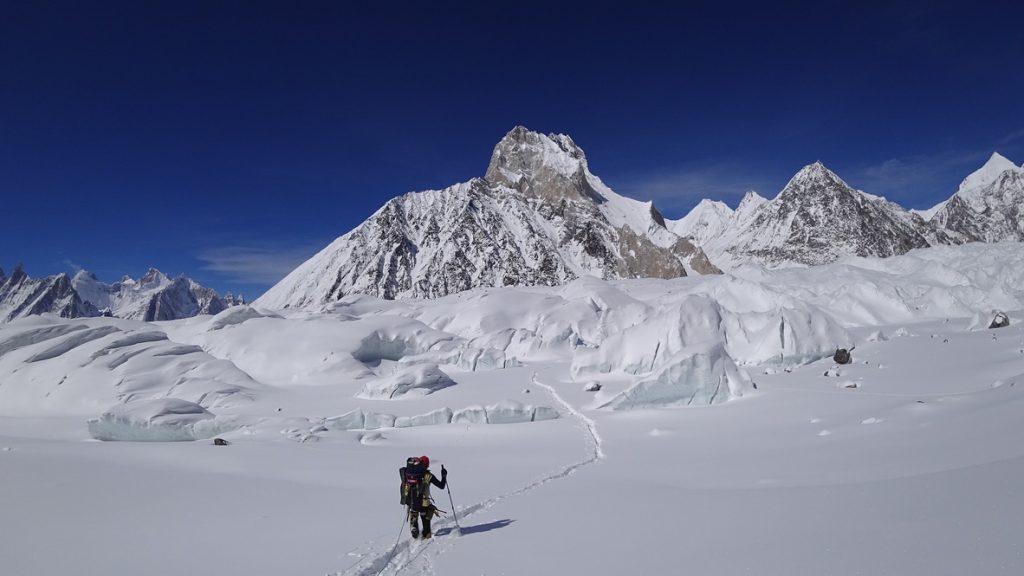 zimowa wyprawa na K2 - trekking 3
