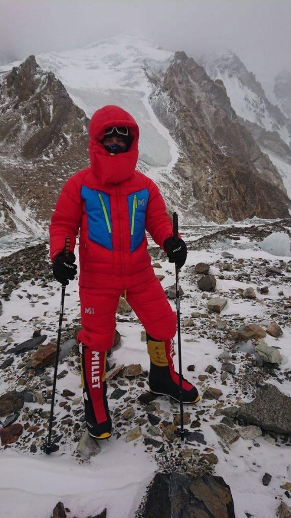 zimowa wyprawa na K2 - Artur Małek 12