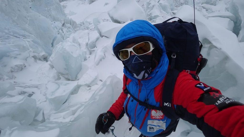 zimowa wyprawa na K2 - Artur Małek 13