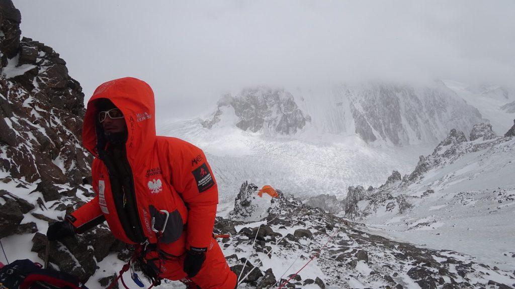 zimowa wyprawa na K2 - Artur Małek 14