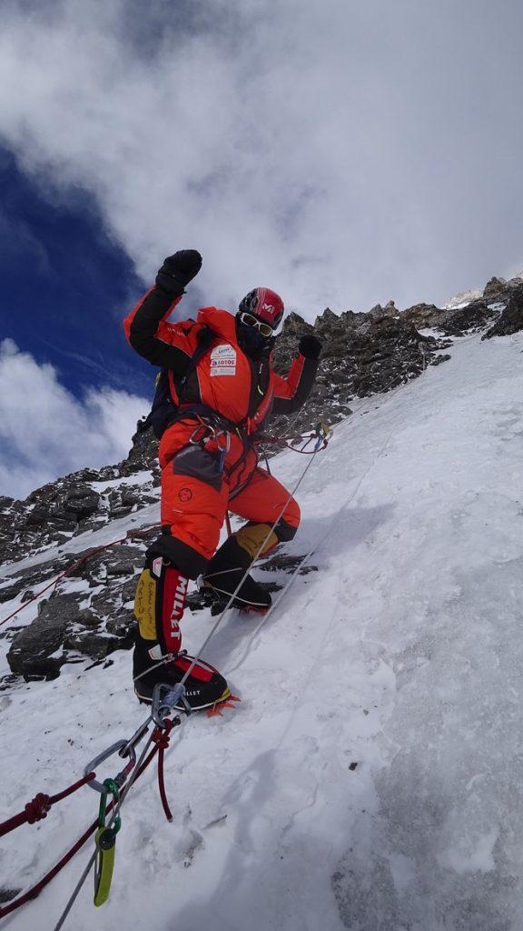 zimowa wyprawa na K2 - Artur Małek 15