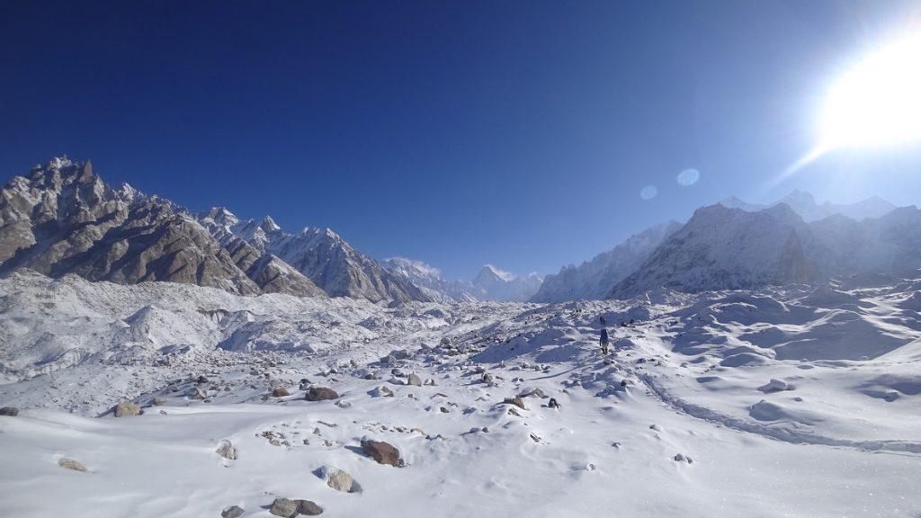 zimowa wyprawa na K2 - trekking 5