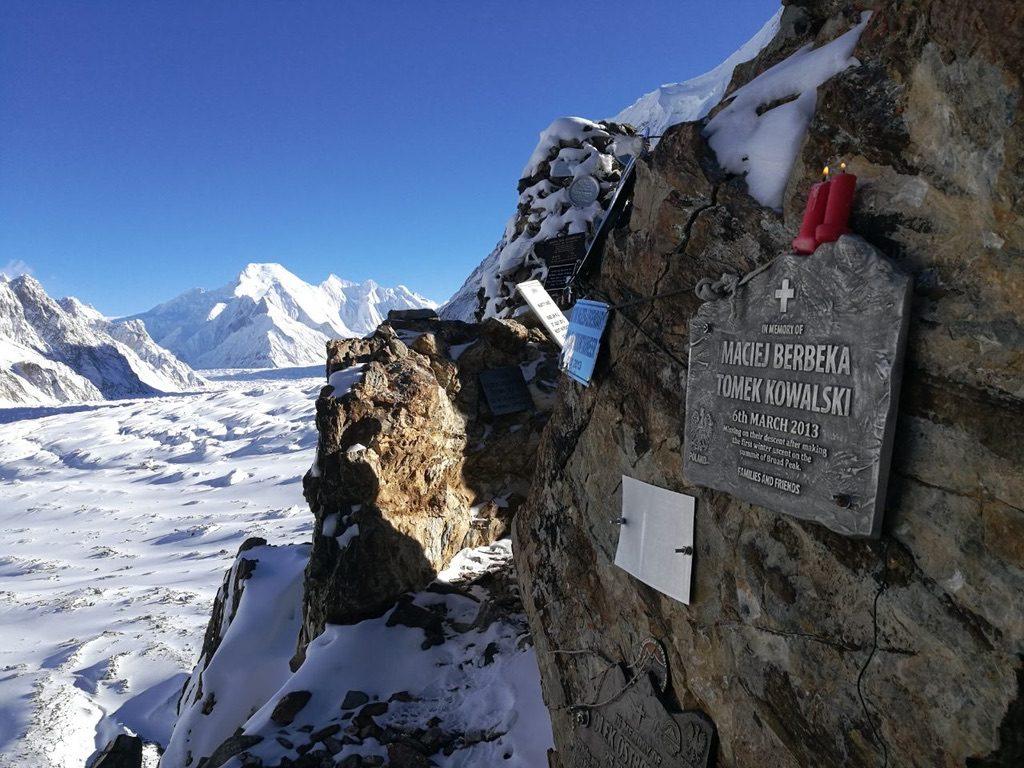 zimowa wyprawa na K2 - Artur Małek 17