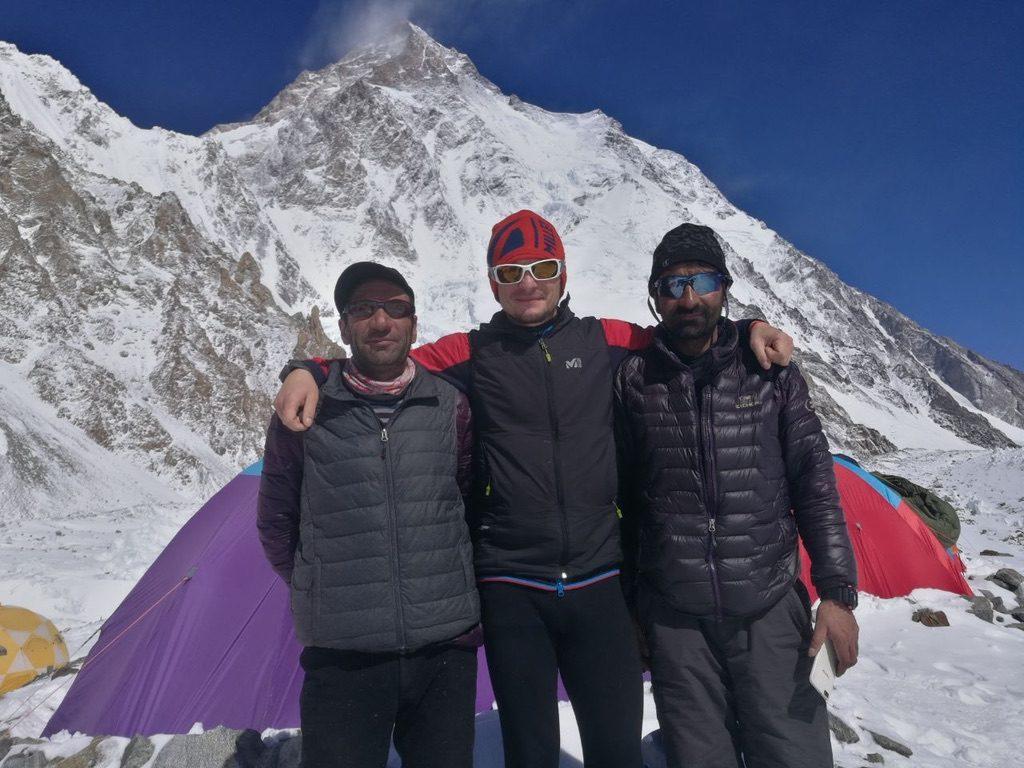zimowa wyprawa na K2 - Artur Małek 18