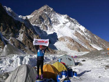 zimowa wyprawa na K2 - Artur Małek 19