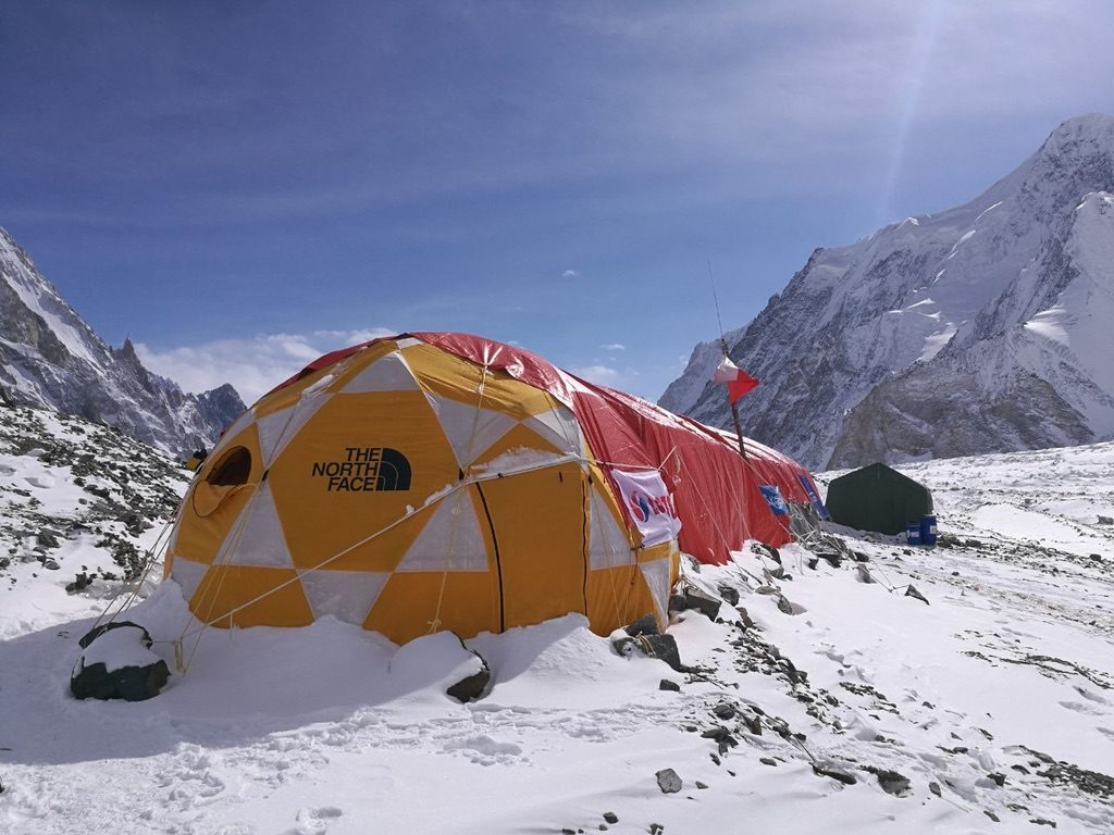 Namiot bazowy The North Face 2-Meter Dome