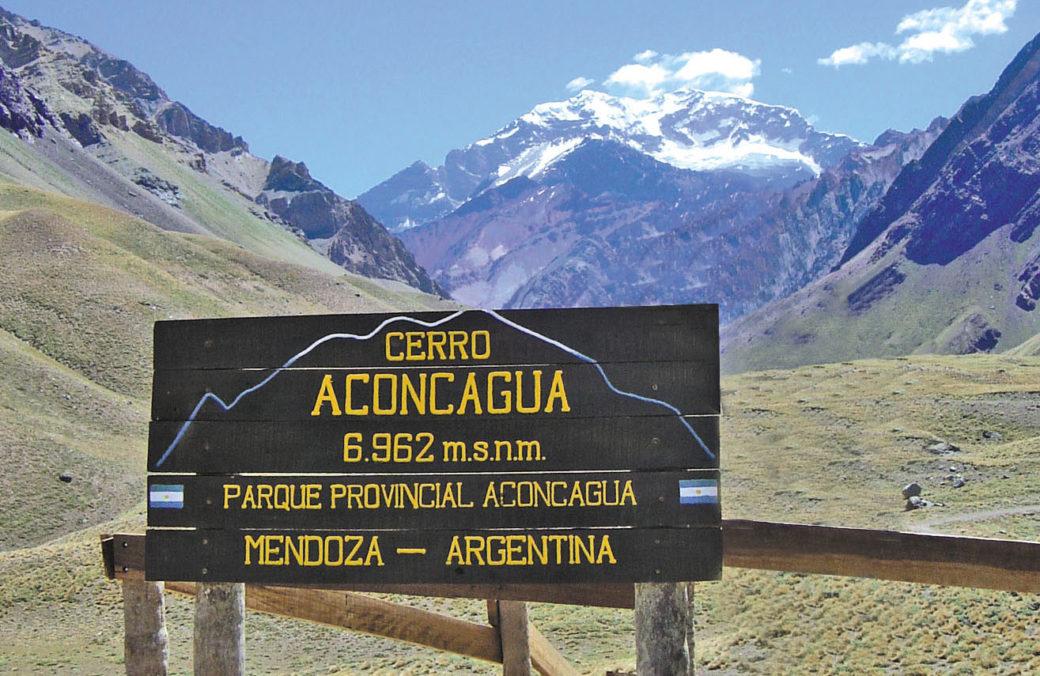 Jaki sprzęt na Aconcagua (6962m n.p.m.)