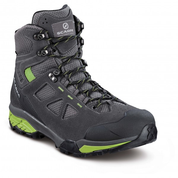 Lekkie buty trekkingowe Scarpa ZG Lite (fot. scarpa.com)
