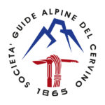 logo Guides Alpine del Cervino
