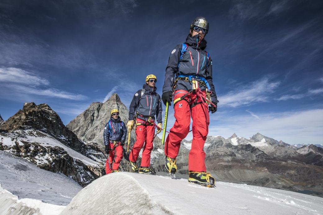 przewodnicy górscy Guides del Cervino (fot. millet)