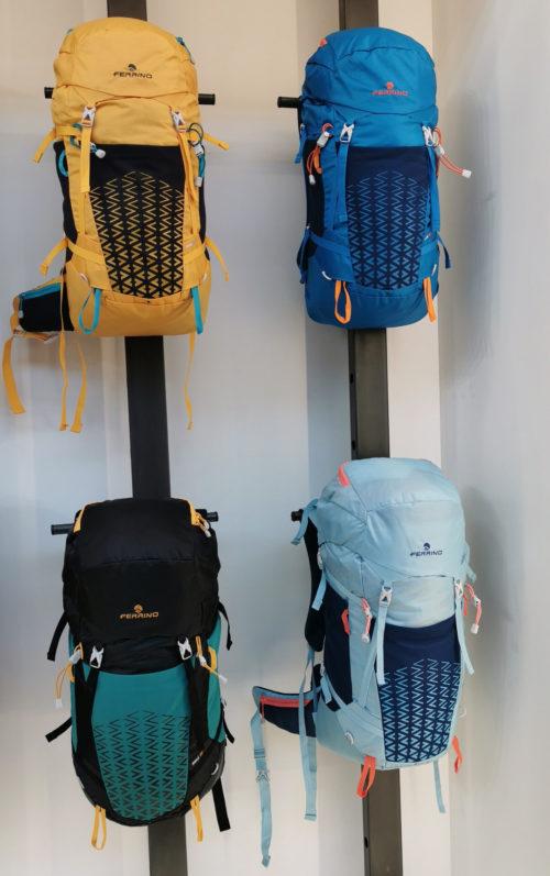 Plecaki Ferrino Agile (fot. Maciek Smolnik)