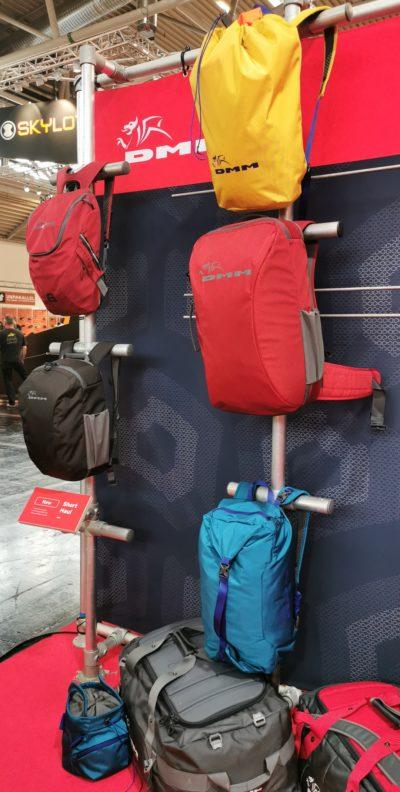 redesign plecaków wspinaczkowych DMM (fot. Maciek Smolnik)