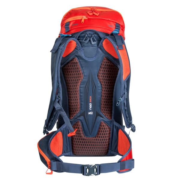 System nośny plecaka skitourowego Millet NEO 35+ (fot. millet.fr)