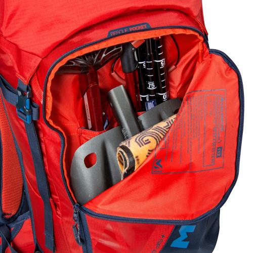 Rescue PocketTM plecaka skitourowego Millet NEO 35+ (fot. millet.fr)