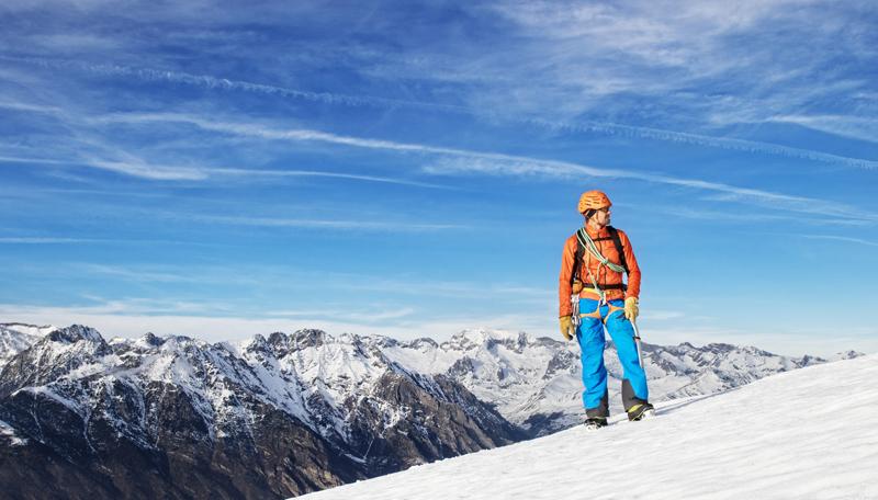 Naturalne środowisku dla produktów linii TRX2 oraz Alpine (fot. Chechu Arribas / trangoworld)