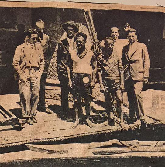 Marka pod inną nazwą zajmowała się produkcją m.in. kajaków (fot. trangoworld)