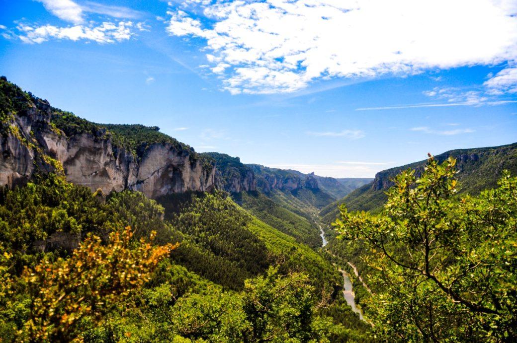 Gorges du Tarn (fot. Piotr Białas)