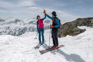 Zestaw skitourowy Dynafit (fot. dynafit.com/wisthaler.com)