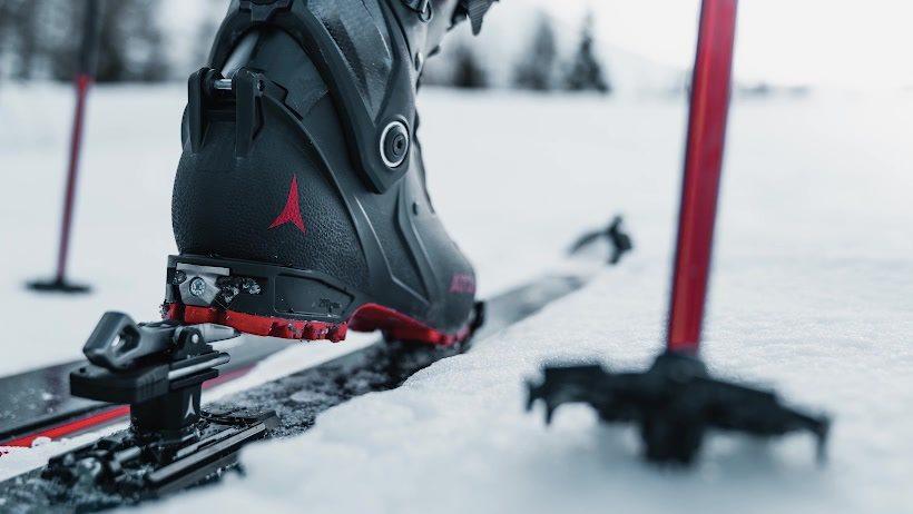 Lekkie wiązania skitourowe Atomic Backland Pure (atomic.com)