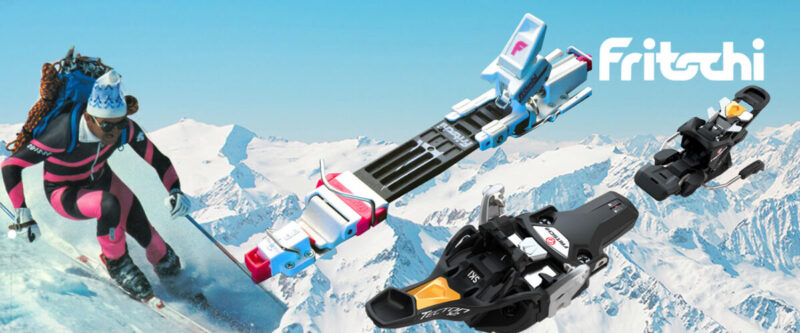Ewolucja wiązań skitourowych (fot. fritschi.com)