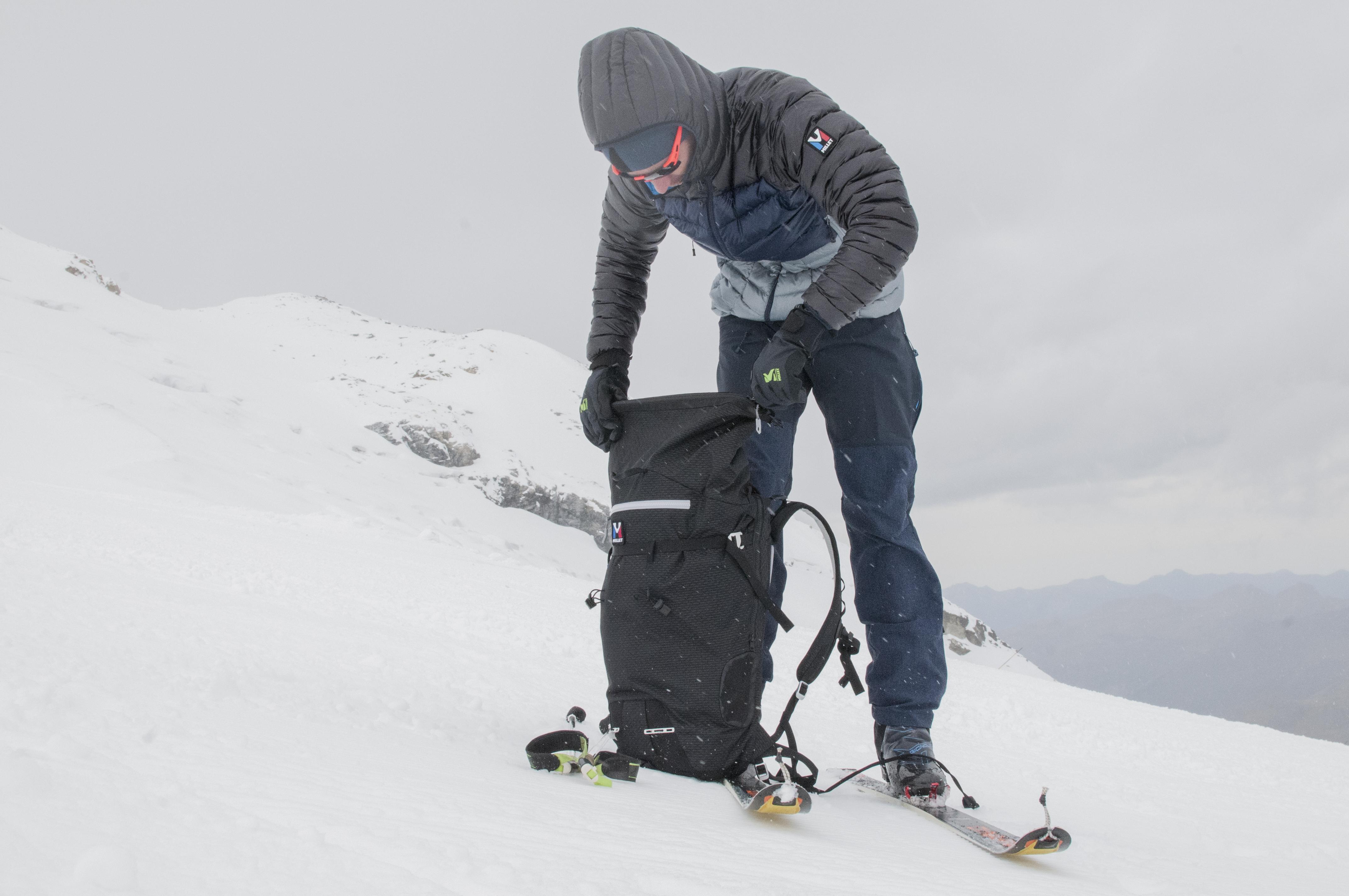 Plecak skitourowy (fot. millet.fr)