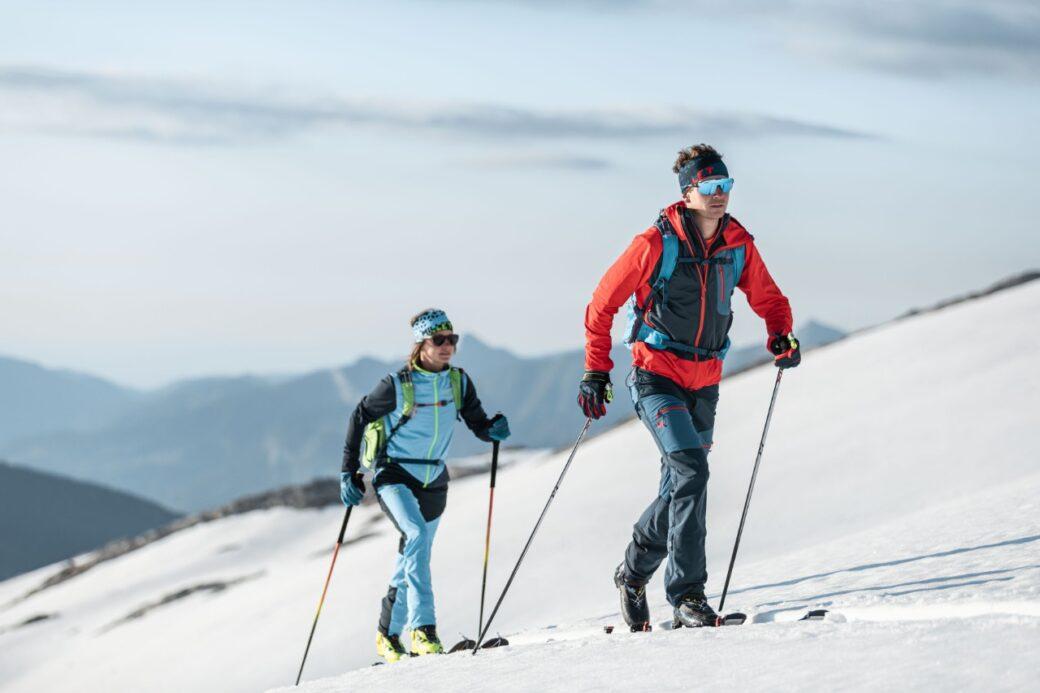 Jak wybrać zestaw skitourowy (fot. millet.fr)