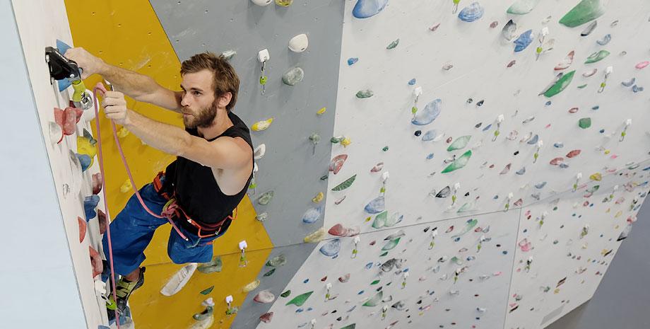 Lina do wspinaczki na ścianie wspinaczkowej (fot.edlerid.com)
