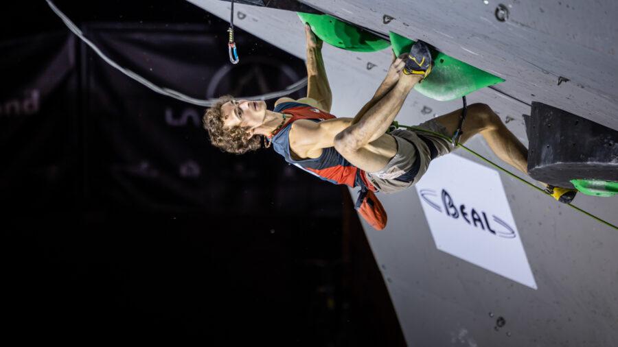 Adam Ondra zasługuje na medal olimpijski