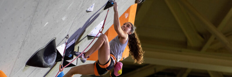 IFSC - Athletes' action photo template