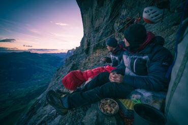 śpiwory w góry (fot. milletmountain.com)