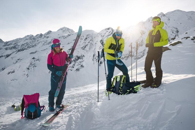 Spodnie skitourowe Dynafit Radical występują zarówno w wersji damskiej i męskiej (fot. dynafit.com)