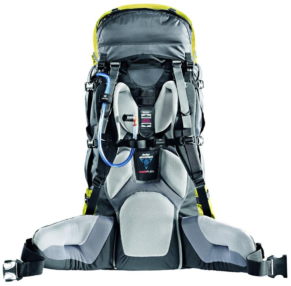 plecaki plecaki trekkingowe deuter aircontact 45 10. Black Bedroom Furniture Sets. Home Design Ideas