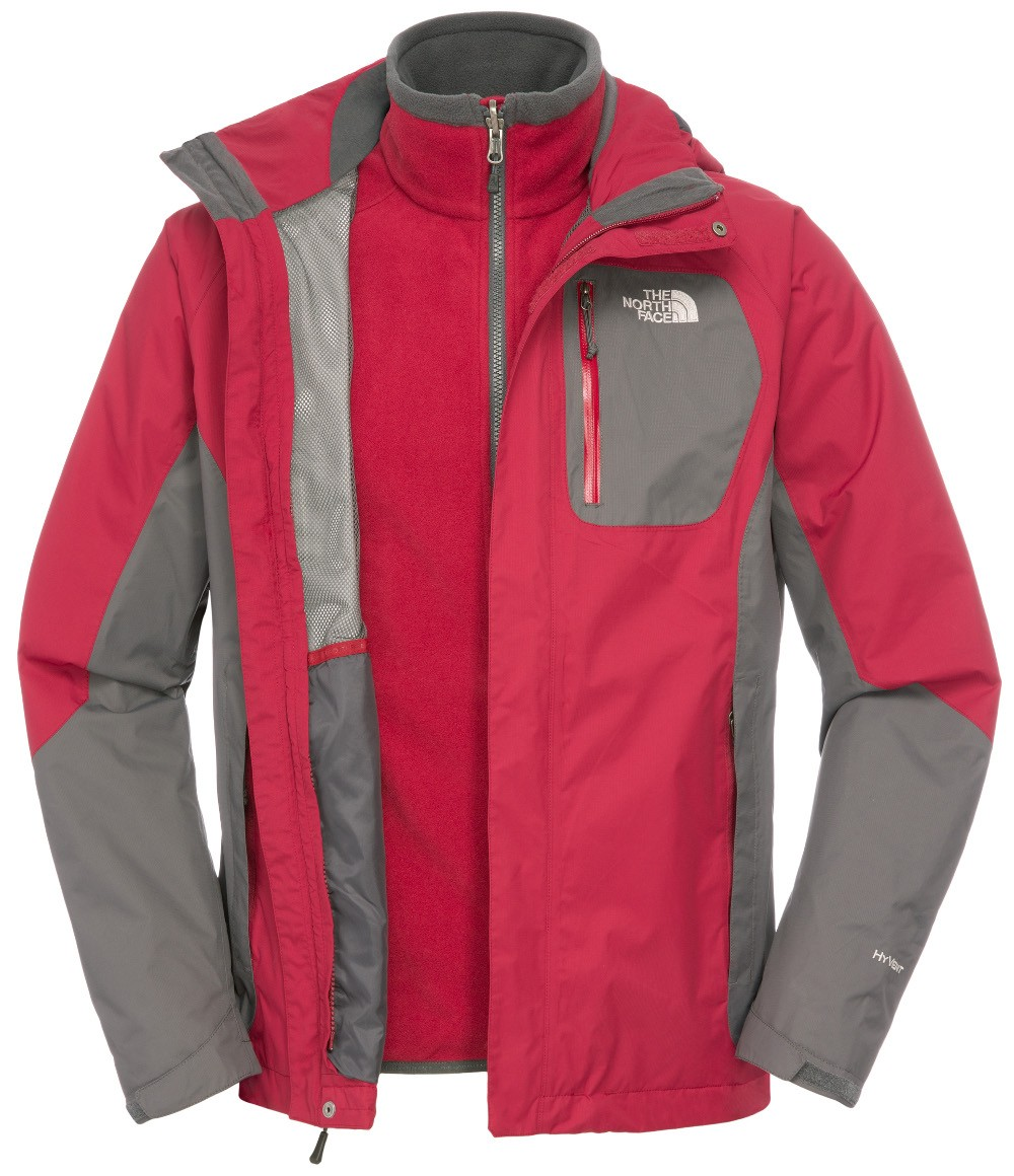 zenith the north face