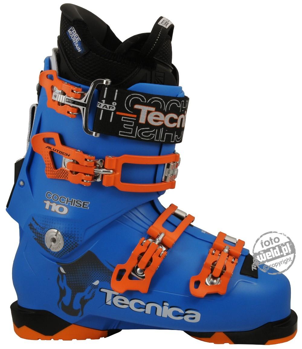 Weld Pl Buty Freeride Tecnica Cochise 110