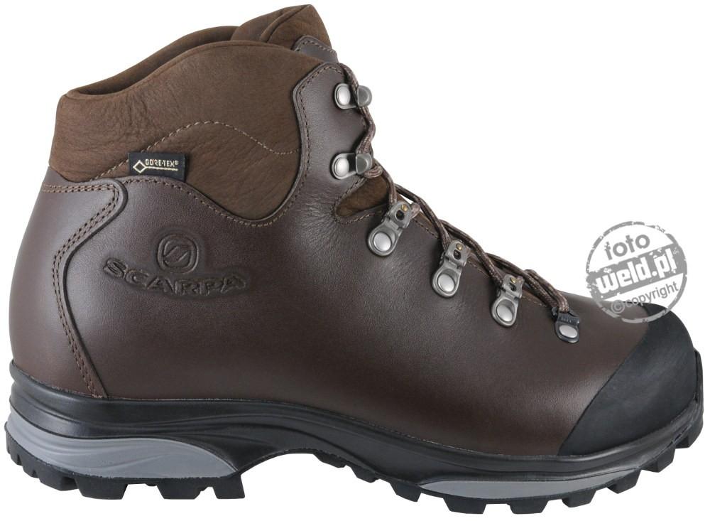Scarpa Delta GTX damskie buty trekkingowe testa di moro